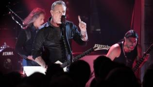 "Metallica 18 lsitopada wydaje nową płytę ""Hardwired...To Self-Destruct"""