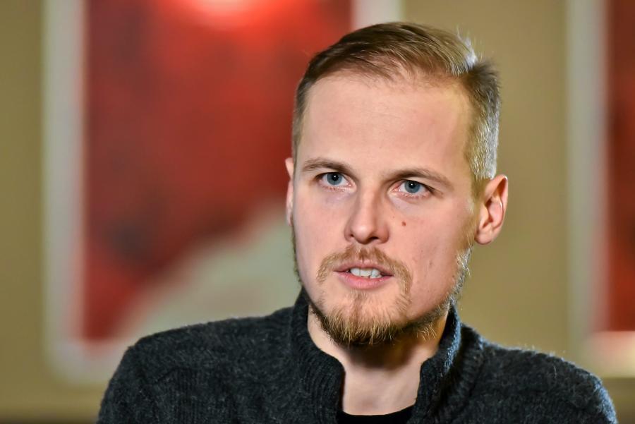 Bartosz M. Kowalski, twórca filmu \