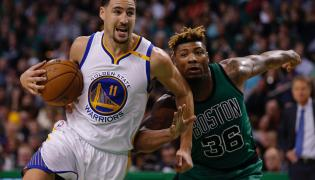 Golden State Warriors - Boston Celtics