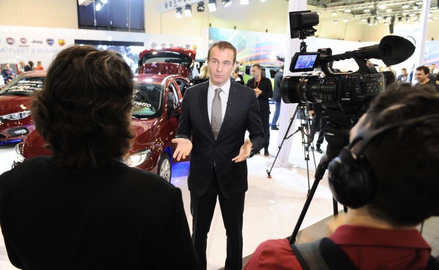 Rafał Grzanecki, manager marek Fiat i Abarth