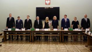 Członkowie komisji ds. Amber Gold