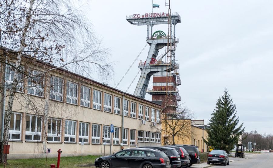 Kopalnia Rudna w Polkowicach