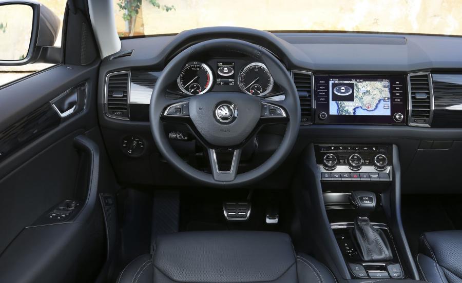 Skoda kodiaq pod względem jakości wykonania zaszokuje ludzi z VW