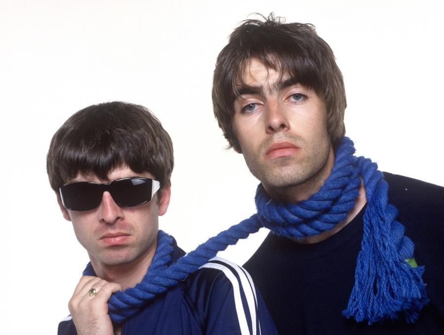 Bracia, jak to bracia, muszą się pokłócić. Tu muzycy grupy Oasis