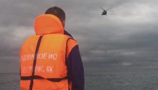 Z dna Morza Czarnego wydobyto drugą czarną skrzynkę Tu-154