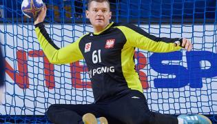 Bramkarz reprezentacji Polski Adam Malcher
