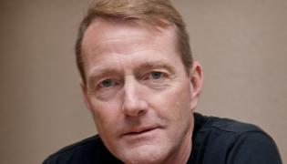 Lee Child ( Fot. Mark Coggins CC BY 2.0)
