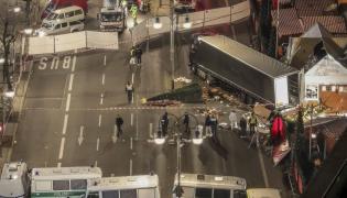 Zamach na bożonarodzeniowy jarmark w Berlinie