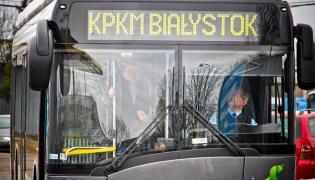 Miejski autobus w Białymstoku