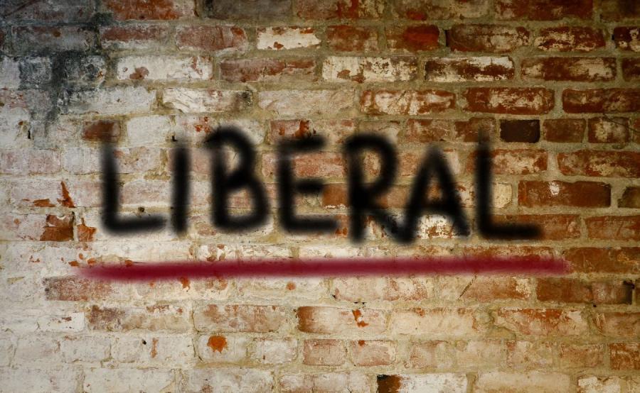 Napis na murze