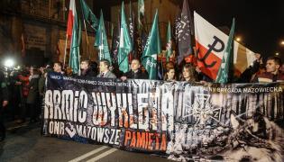 Warszawski Marsz Żołnierzy Wyklętych