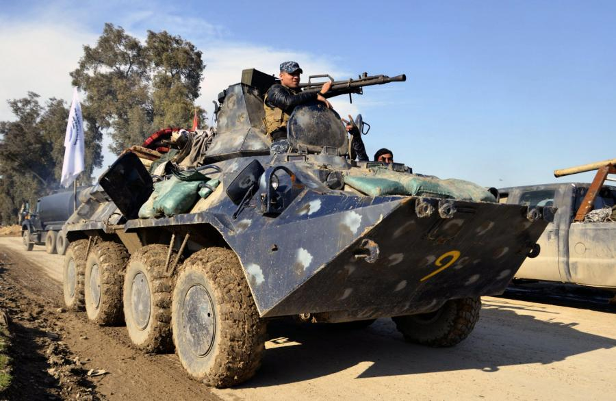 Walki o Mosul