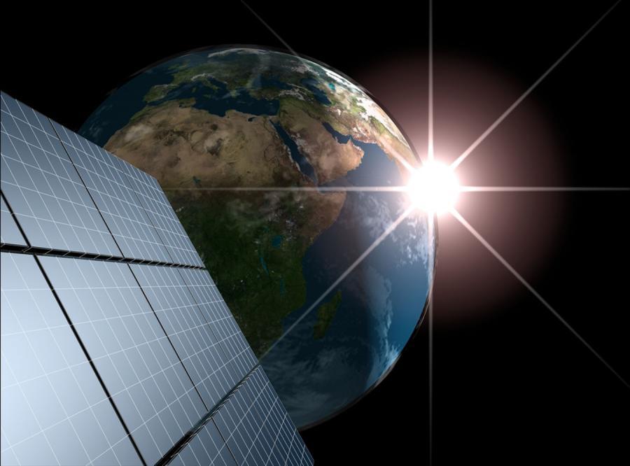 Japonia będzie mieć prąd z kosmosu