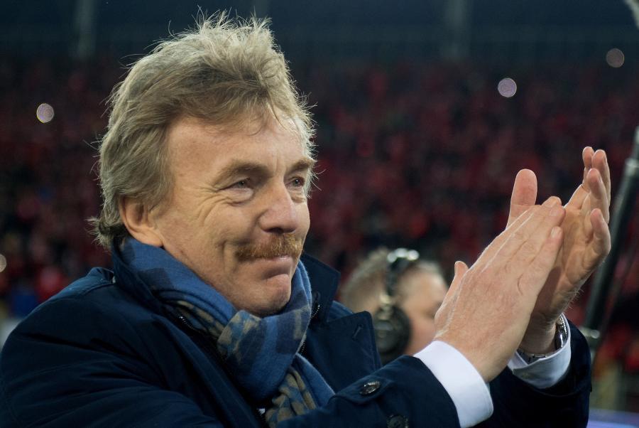 Zbigniew Boniek strzelił pierwszego gola na nowym stadionie na Widzewie