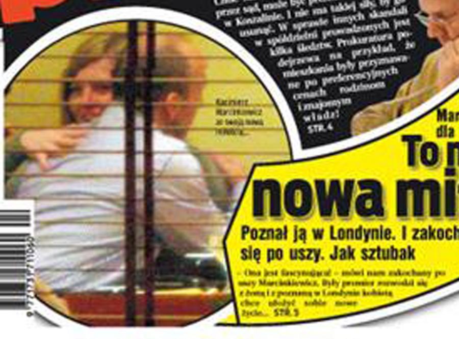 Zakochany Marcinkiewicz rozwodzi się